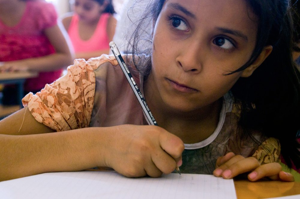 Lebanon: get all children off the waiting list (Syrian refugees)
