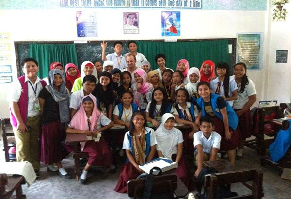 Understanding conflict: education for peace in Mindanao (Philippines)