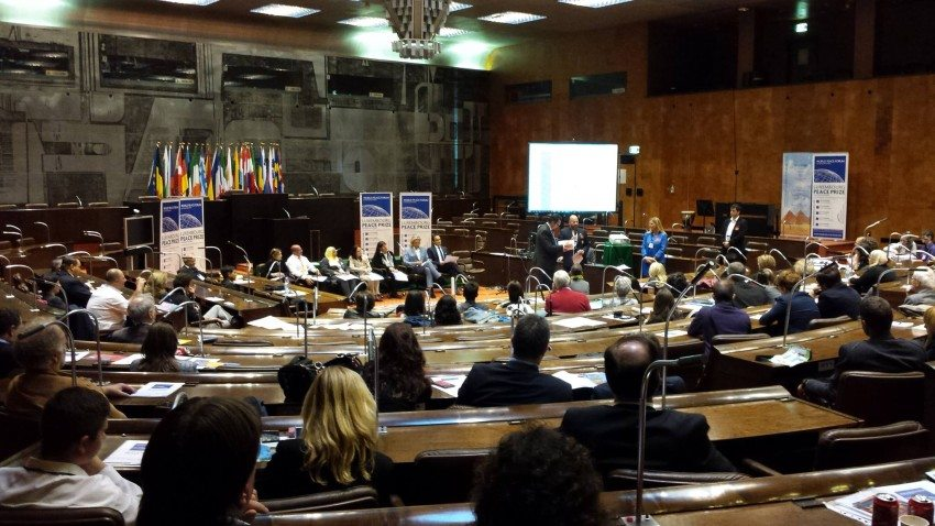 Luxembourg Peace Prize 2015 – the 9th World Peace Forum