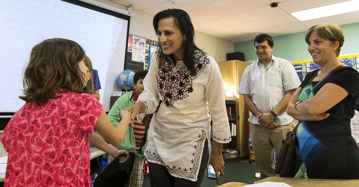 Israel-based educators study Austin schools for peace project