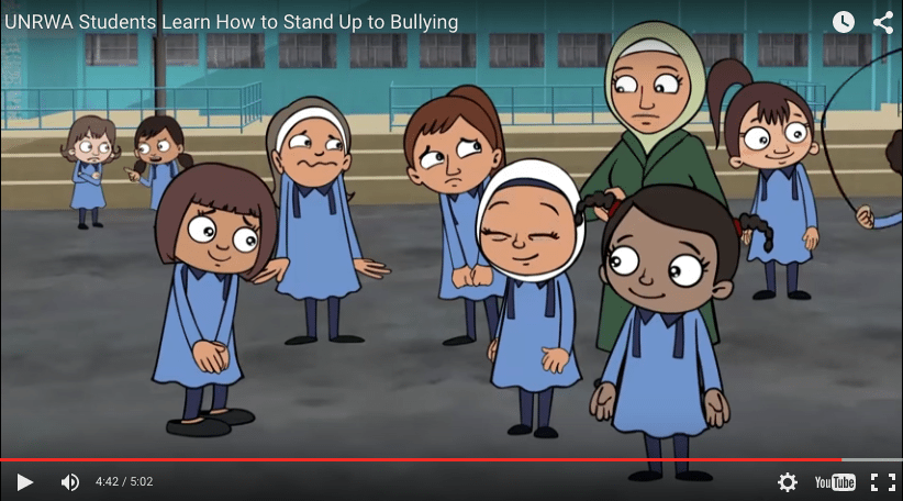 UNRWA launches Human Rights Education animated videos