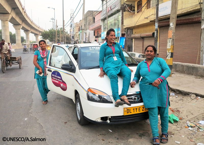 Transformative Education in Motion: Indian 'Women on Wheels' empowers disadvantaged women