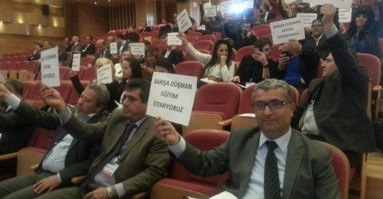 Turkish Cypriot teachers' trade union (KTOS) calls for Peace Education