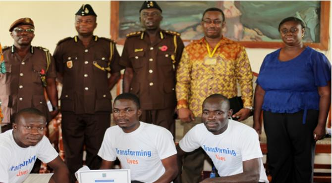 Prisoners Receive Training In Peace Education (Ghana)