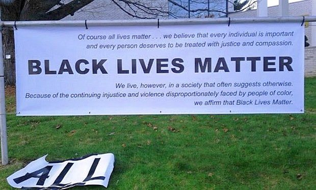 Massachusetts man who defaced Black Lives Matter sign gets 'restorative justice,' not criminal charges