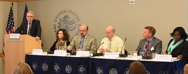 The Role of International Education in Peacebuilding (USIP)