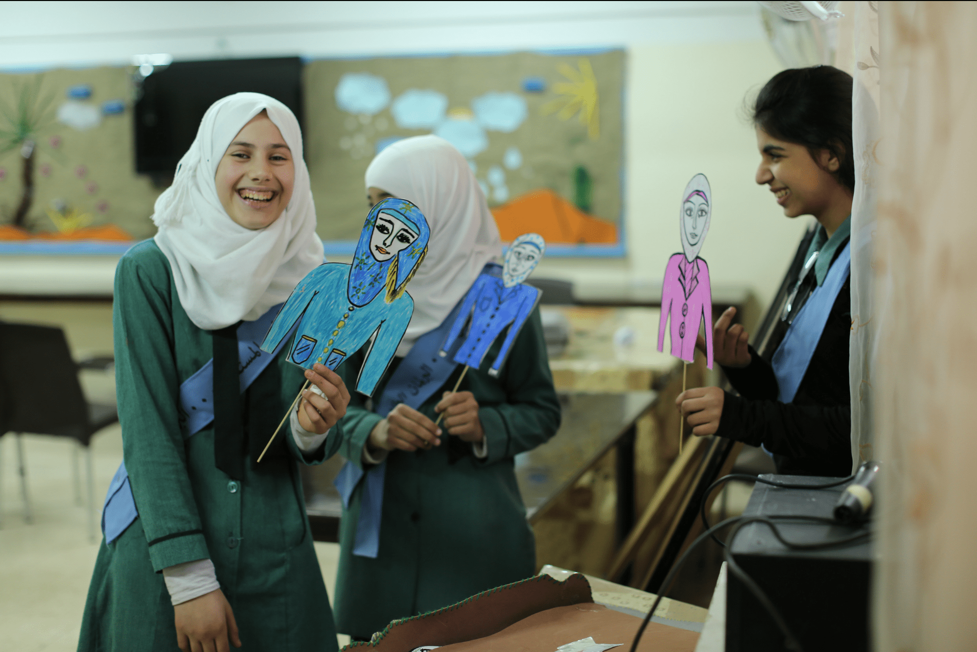 Making global citizenship education possible for refugees