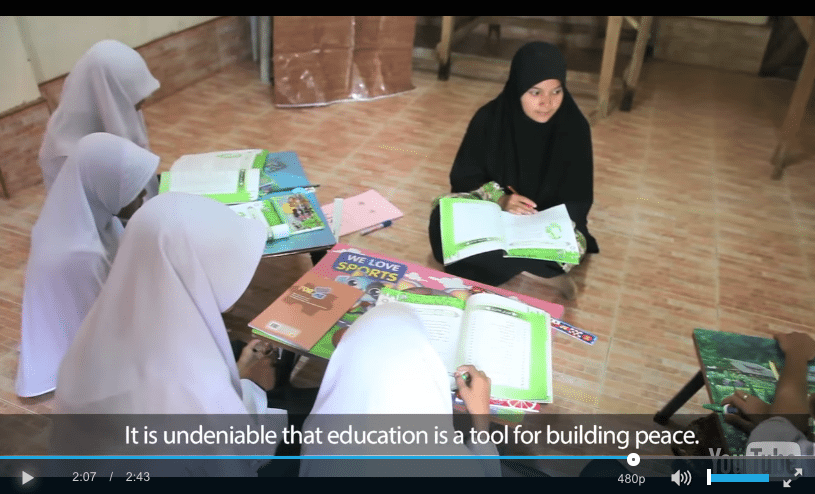 Building Peace Through Education In Southern Thailand