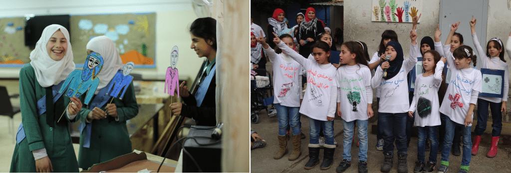 UNRWA-youth