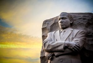 Anniversary of MLK's Vietnam speech and assassination