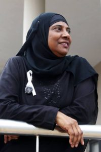 Saydoon Nisa Sayed (Photo: Independent Media)