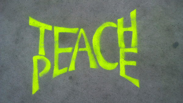 Can Teaching Peace Reduce Violent Crime?