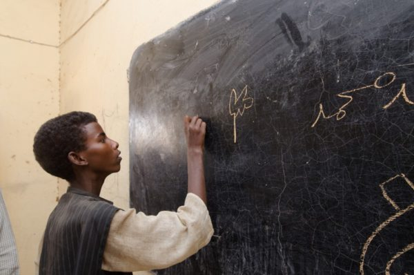 Education builds peace