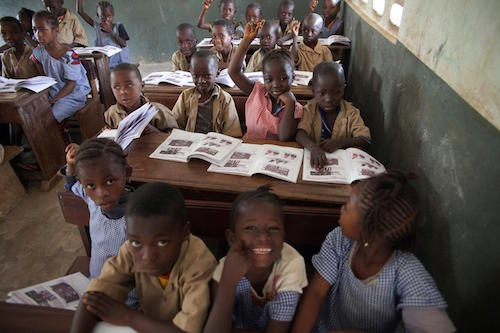 Why education in emergencies must be a priority for world leaders