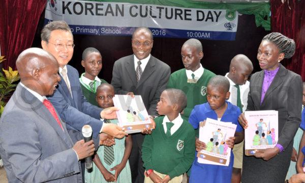Teach children peace and tolerance - S. Korean Ambassador to Uganda