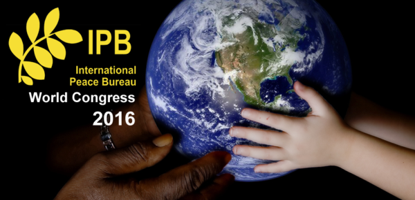 Integrating Educational Perspectives into the International Peace Bureau World Congress 2016