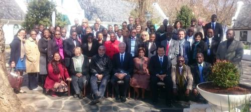 Southern Africa Regional Meeting on Global Citizenship Education convened in Johannesburg, South Africa
