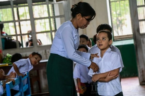 National Human Rights Education Initiative Forthcoming in Burma