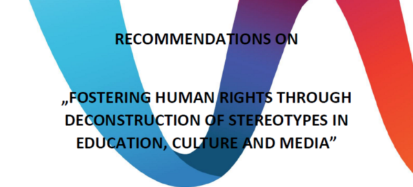 """Education for 21st Century"" Publishes Recommendations on Human Rights Education"