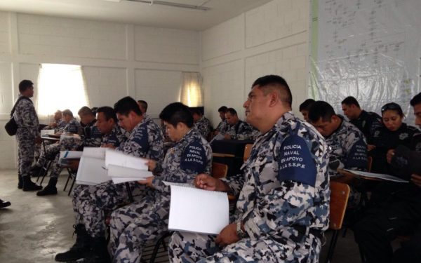 Keeping the Peace: Mexican Navy Integrates Peace Education
