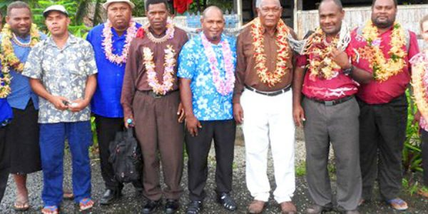 Support for Peace Education in Solomon Islands