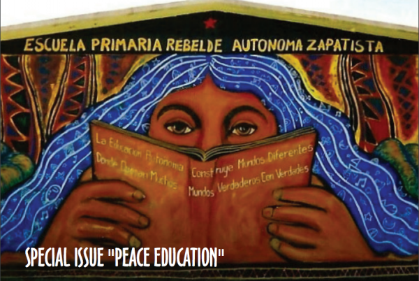 Peace Science Digest: Special Issue on Peace Education