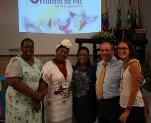 Connecting peace research, action, and education in Colombia