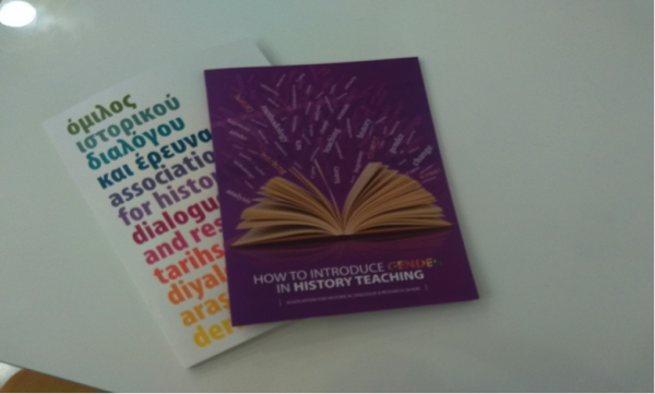 New Publication: How to Introduce Gender in History Teaching