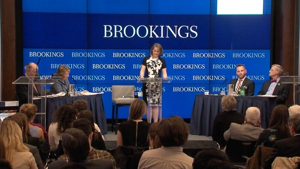 Echidna Global Scholar: The Brookings Institution