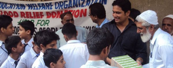 The Peace Frequency: Interview with Nadeem Ghazi on Peace Education in Pakistan