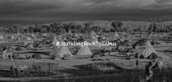 #StandingRockSyllabus
