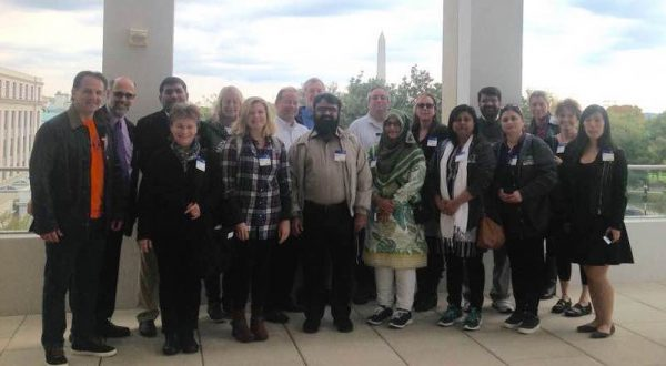 Community College Educators Gather in Alexandria, VA to Learn about Global Conflict and Peacebuilding