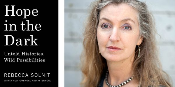 Free ebook by Rebecca Solnit - Hope in the Dark: Untold Histories, Wild Possibilities