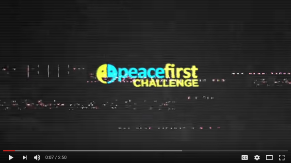 Accept the Peace First Challenge