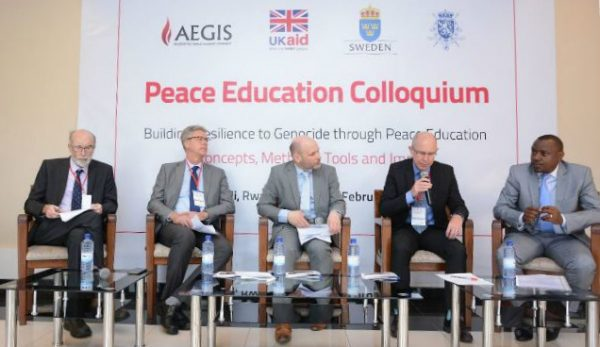 Peace Education Added to National Curriculum (Rwanda)
