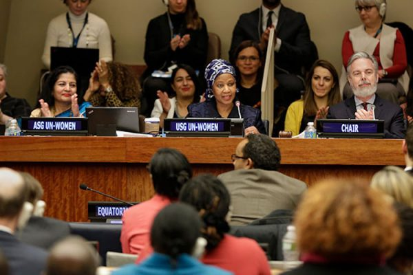'If We are Serious About Peace and Development, We Must Take Women Seriously'
