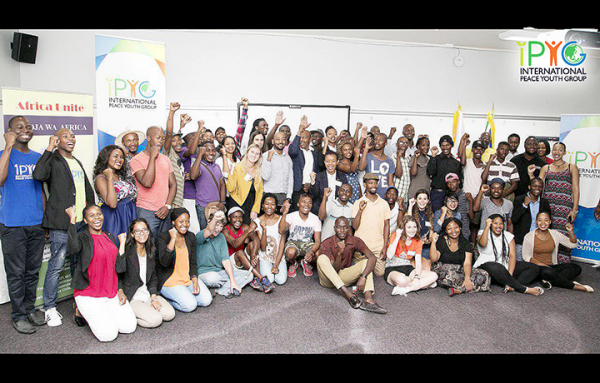 Youth movements for building peace in South Africa