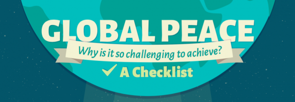 Global Peace: Why is it so challenging to achieve? A Checklist