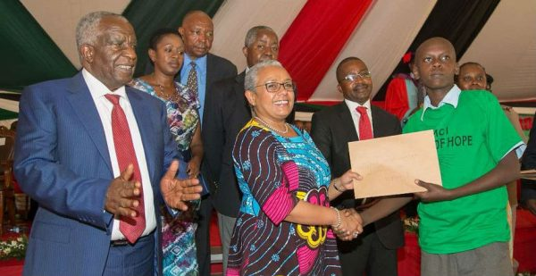 Invest in education for peace, stability – First Lady (Kenya)