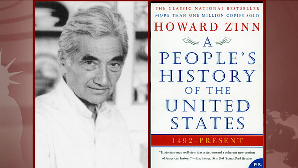 Bill introduced to ban Howard Zinn books from Arkansas public schools