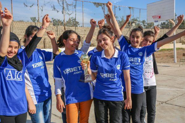 In Kirkuk, teamwork builds tolerance