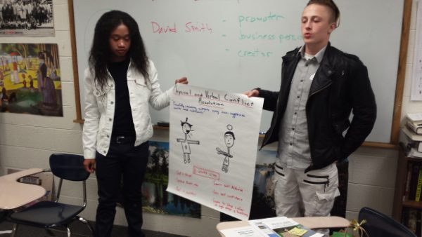 Peace Entrepreneurship: Working with Students at Sandy Spring Friends School