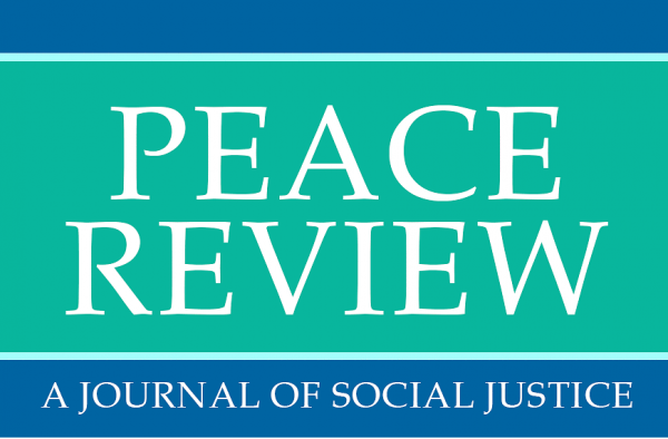 Call for Papers for Special Issue of Peace Review: Teaching Peace and War