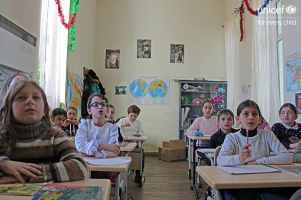 Georgian schools to teach gender equality in curriculum
