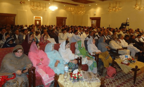 Peace poetry: a burgeoning movement in Pakistan's KP province