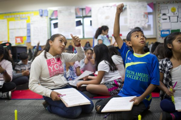 New research: student well-being higher in diverse schools