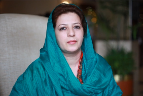 Peace Heroes: Bushra Qadeem Hyder on Fighting Extremism with Education in Pakistan