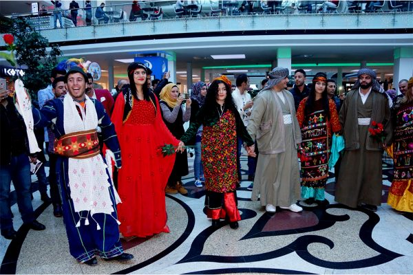 Iraqi youth work to build culture of peace