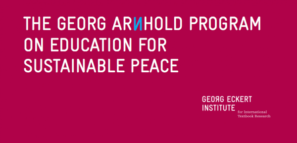 Call for Applications for the 2018/2019 Georg Arnhold Visiting Research Professorship in Education for Sustainable Peace