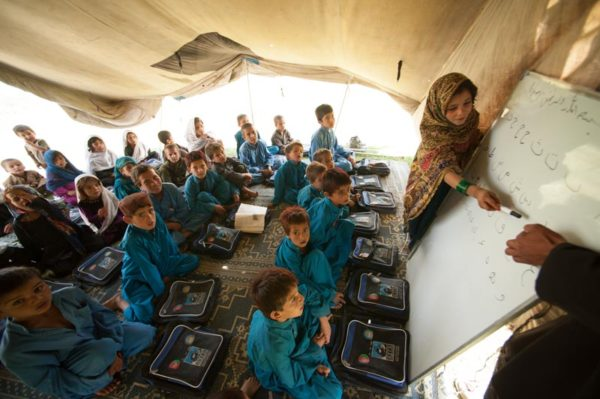 Afghan Kuchi Tribes Thrive With Community Education